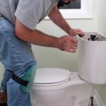 ремонт на тоалетно казанче